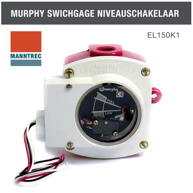 Murphy Switch EL 150K1 niveau schakelaar